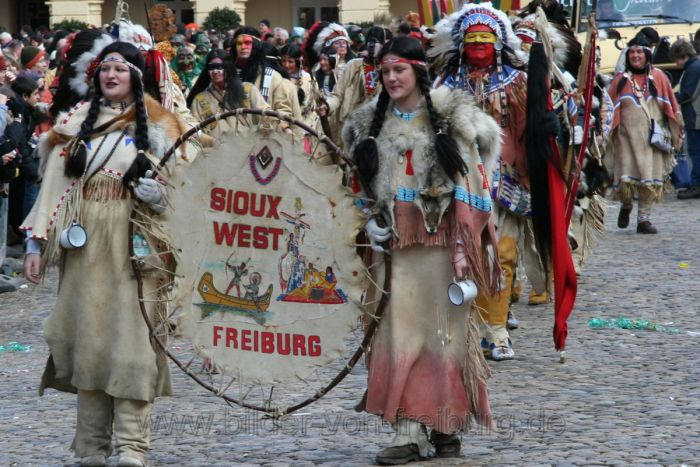 Sioux West - Freiburg