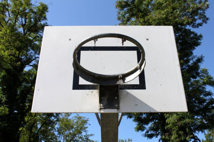Baskettball Korb...